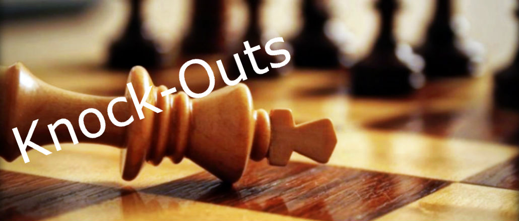 Knock Out Chess Tournaments